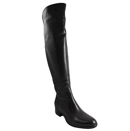 Le Pepe Delle Rose Women's417467 Italian Dressy Knee high Boot